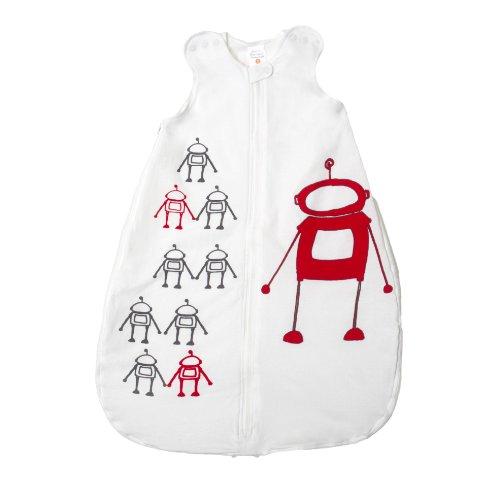 Gunamuna Gunapod Wearable Blanket, Robot, Medium front-68256