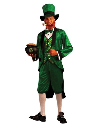 Adult-costume Mr Leprechaun Adult Costume St. Patrick's Day Costume