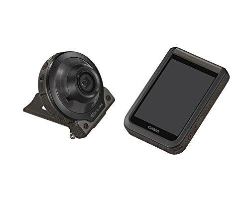 CASIO デジタルカメラ EXILIM EX-FR100BK カメラ部/モニター部分離 フリースタイルカメラ EXFR100 ブラック
