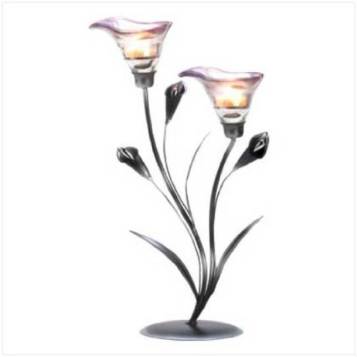 Gifts & Decor Calla Lily Wedding Centerpiece Candleholder Stand Decor