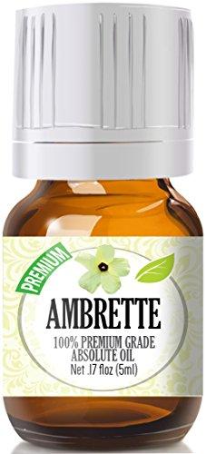 Ambrette 100% Pure, Best Therapeutic Grade Essential Oil - 5ml