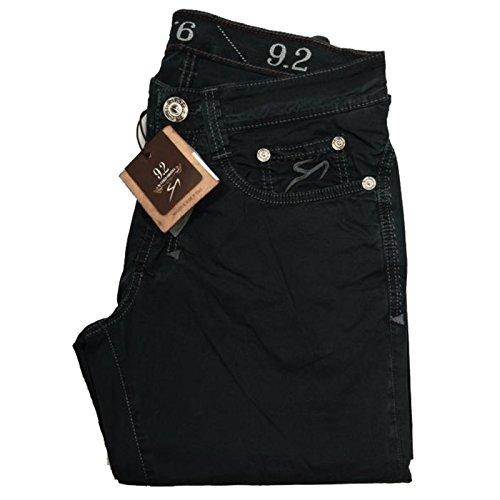 40529 pantaloni 9.2 BY CARLO CHIONNA jeans uomo trousers men [30]