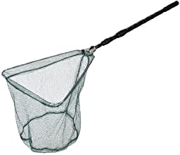 Metal Frame 49ft Telescopic Handle Folding Fishing Landing Net