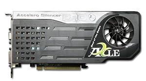 AXLE nVidia GeForce 9500 GT 1024MB DDR2 LOW Profile Graphics Card 9500GT 1GB PCI-E VGA / Digital Visual Interface (DVI) / PCI E 2.0 Graphics Adapter / Arctic Cooling / SLI / Physx / Cuda / PCI-Express 2.0