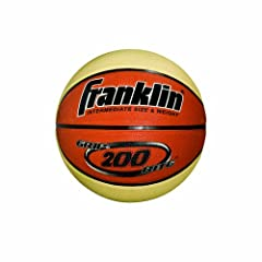 Buy Franklin Sports Grip-Rite Rubber Basketball by Franklin