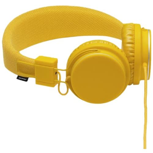 Urbanears?????????? The Plattan Headphones ?Mustard?