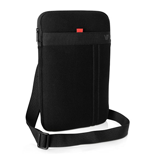 v7-css12blk-1n-122-memory-foam-sleeve-with-detachable-shoulder-strap