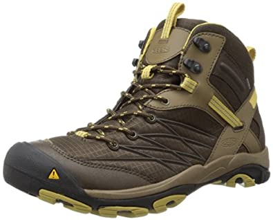 KEEN Mens Marshall Mid WP Hiking Boot by Keen