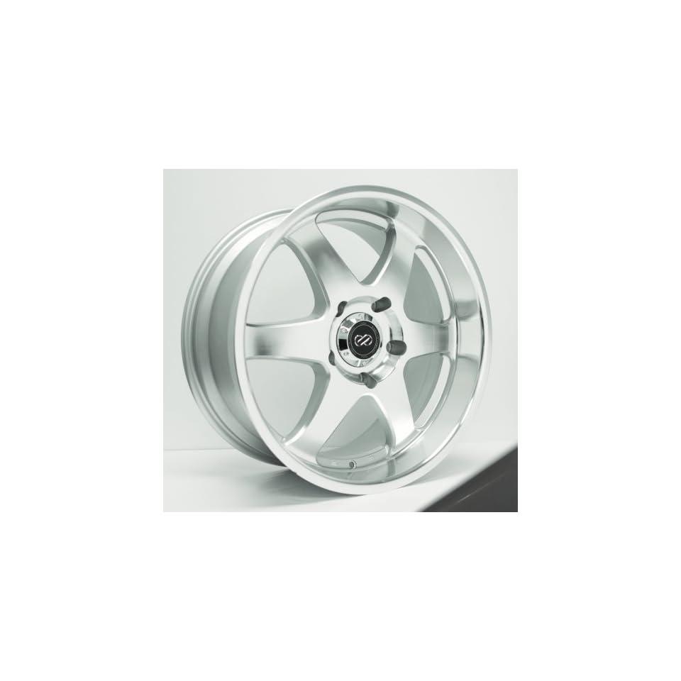 20x9.5 Enkei ST6 (Silver Machined) Wheels/Rims 5x127/5 (470 295 7320SM)