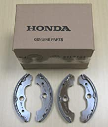 New 1995-1998 Honda TRX 400 TRX400 TRX400FW Foreman ATV OE Front Brakes Shoes