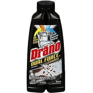 buy drano dual foamer clog remover with best price