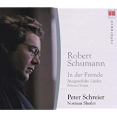 Schumann: Selected Songs