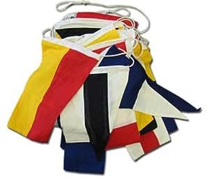 Nautical Flag Set - Cotton