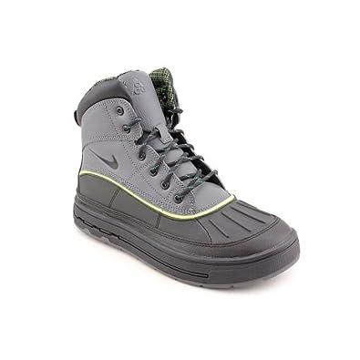 Nike Woodside 2 High (GS) ACG Boys Boots 524872-002 Black 7 M US