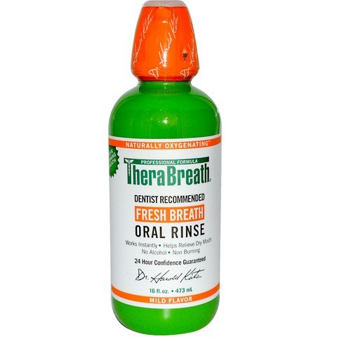 TheraBreath-Dentist-Recommended-Fresh-Breath-Oral-Rinse-16-Ounce-Pack-of-2