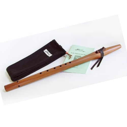 Basic Native American Style Flute Package in the Key of F