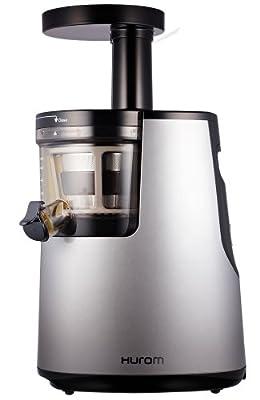 Hurom Slow Juicer HH Series (HU700), silver