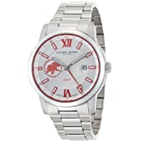 [ハンティングワールド]Hunting World 腕時計 ラウンドトリップ クォーツ GMT SS SI メンズ HW915SISS メンズ 【正規輸入品】