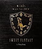"w-inds. Live Tour 2009""Sweet Fantasy\""in Hong Kong [Blu-ray]"