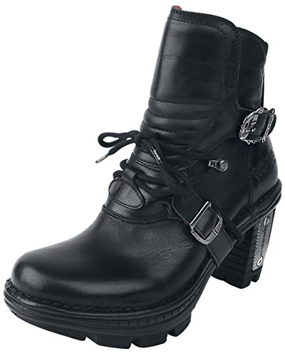 Gothicana by EMP New Rock Skull Scarpe nero EU40