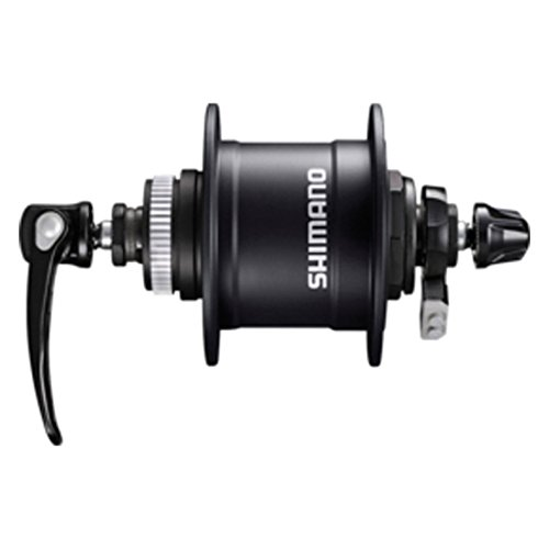 VR-Nabendynamo Shimano DH-T4050 100mm, 32 Loch, Centerl,1,5 W sz.SNSP (1 Stück)