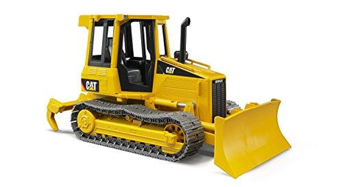Bruder CATERPILLAR Track-Type tractor (Caterpillar Toy Trucks compare prices)