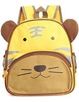 Vogue of Eden®-Cartoon Animal Zoo Toddler kids Backpack (Tiger)