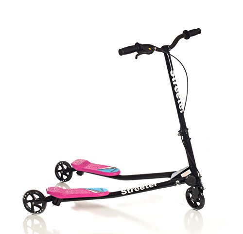 High Bounce Y Slicker Scooter (Pink)