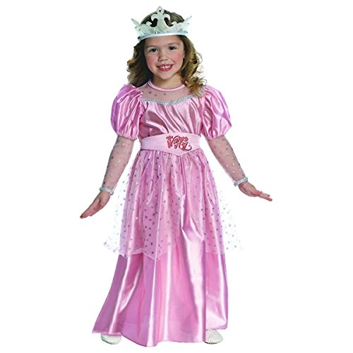 GSG Glinda the Good Witch Costume Baby / Toddler Pink Princess Halloween Dress (Plus Size Sexy Glinda Costume)