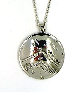 shield pendant 300 spartan warrior necklace props