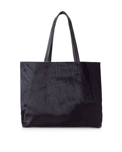 Streets Ahead Women's Classic Small Tote Bag, Jet Haircalf, One Size