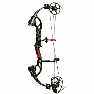 PSE Sinister 60-Pound Skullworks Bow by PSE
