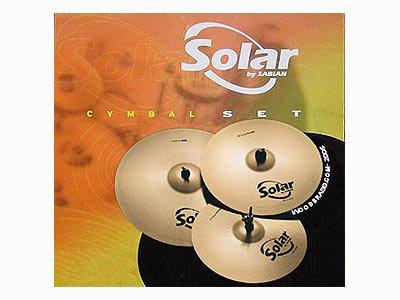 Sabian Solar cymbals - 14