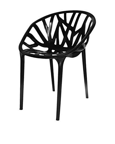 Control Brand Tree of Life Chair, Black