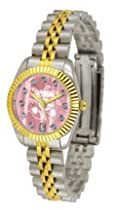 Wichita State Shockers Executive Ladies Watch with Mother of Pearl Dial