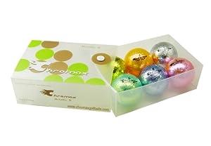 Chromax M1 Metallic Golf Balls-Six Pack
