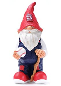 MLB St. Louis Cardinals Garden Gnome by Forever Collectibles