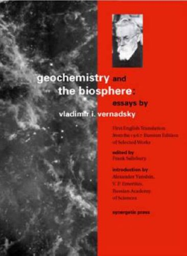 essays on geochemistry & the biosphere Geochemistry and the biosphere by vladimir i vernadsky, 9780907791362, available at book depository with free delivery worldwide.