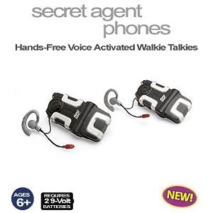 Spy Gear Secret Agent Phones