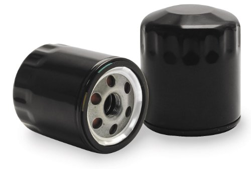 S&S Cycle Oil Filter - Black 31-4101 (2001 Sportster Oil Filter compare prices)