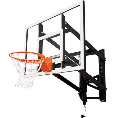 Goalsetter Gs54 54 Inch Glass Wall Mount Basketball System