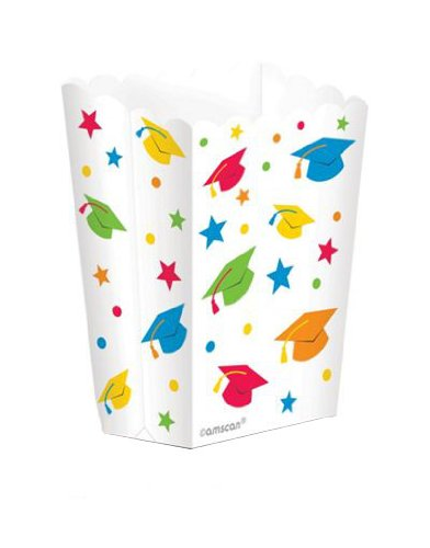 POPCORN BAG MULTI GRADUATION
