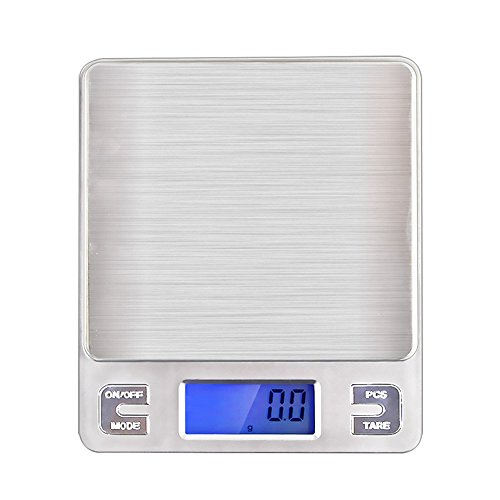 DaPai Digital Kitchen Food Scale, Silver (Industrial Food Scale compare prices)