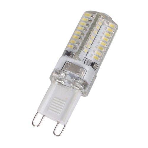 Fashion Outlet Slim 6W G9 64 Smd 3014 Led 360°Super Light Energy Saving 110V(Cool White)