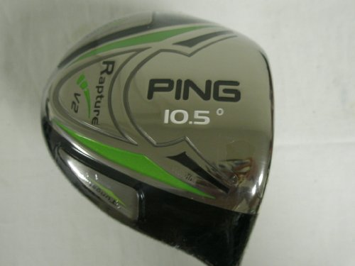 Ping Rapture V2 Driver 10.5* Graphite TFC Stiff NEW