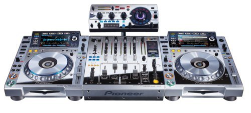 Pioneer DJ set: 2 x CDJ-2000 Nexus + DJM-900 Nexus + RMX-1000 Platinum Limited Edition Set (Pioneer Cdj 2000 compare prices)