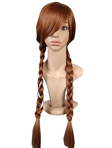Simplicity® Disney Frozen Anna Cosplay Costume Adult/Children Wigs