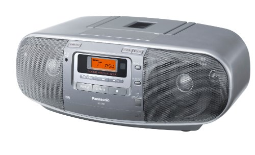 Panasonic RX-D 50 EGS - silver