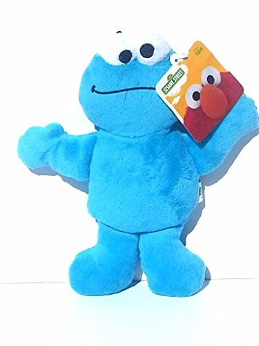Sesame Street Bedtime Plush ~ Cookie Monster - 1