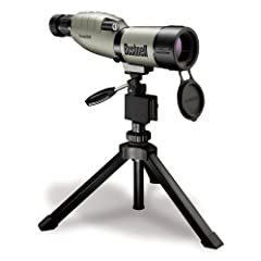 Bushnell Trophy XLT 15-45 x 50mm Porro Prism Waterproof Fogproof Spotting Scope with... by Bushnell